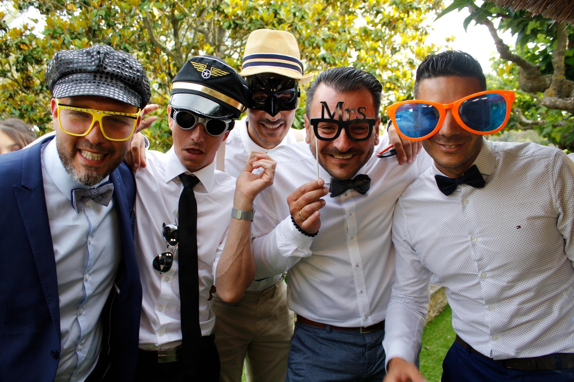 Crazybooth - Location Photobooth anniversaires