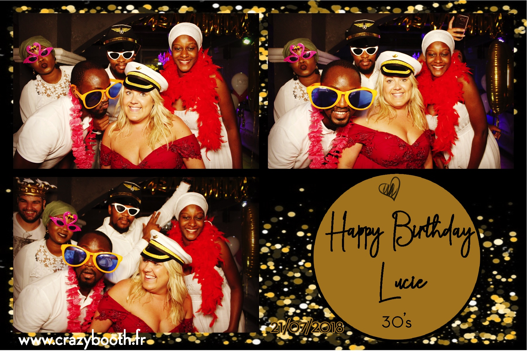 Crazybooth - Location Photobooth pas cher